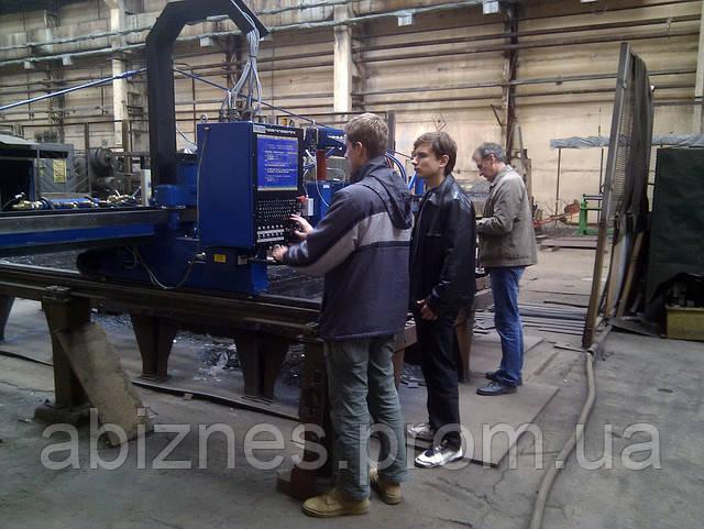 Модернизация и ремонт машин термической резки