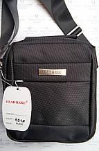Сумки через плече 551 текстиль 22х20х7см.