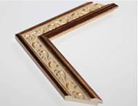 Багет деревянный шириной 48 мм, Италия, фото 1