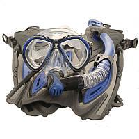 Набор для плавания Marlin Florida Blue, размер 42/45