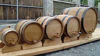 Дубовая бочка для вина и других крепких спиртных напитков 5л