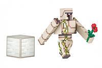 "Майнкрафт ""Железный голем"" (Minecraft Iron Golem Action Figure)"
