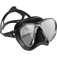 Подводная маска Cressi Sub Big Eyes Evolution HD зеркальные стёкла