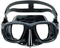 Маска для подводного охотника Omer Olympia Black