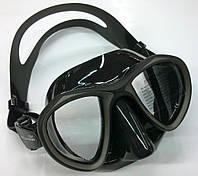 Маска для подводной охоты Salvimar Goblin серая рамка