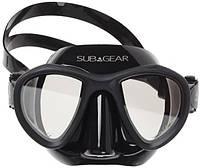 Маска для подводного плавания SubGear Steel