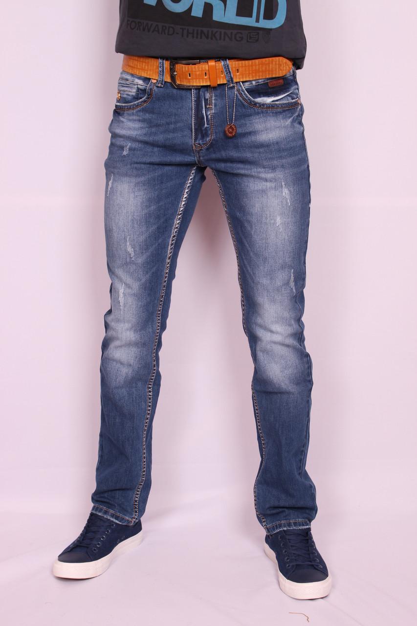 Мужские джинсы RESALSA код.8519