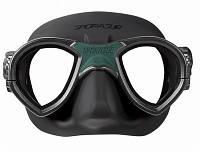 Маска для подводной охоты Sporasub Mystic чёрная