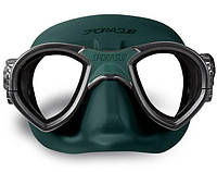 Маска для подводной охоты Sporasub Mystic зелёная