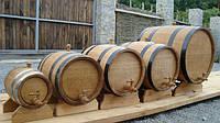 Дубовая бочка для вина коньяка 40л