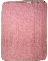 Электропростынь Турция-Австрия 160 х 120 см (розовый с текстурой)