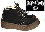 Ботинки мужские кожаные демисезонные Dry-shoD, Италия, original (40-44), фото 5