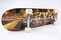 Скейтборд,скейт Оригинал Клен Rave Style