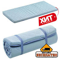 Ортопедический матрас-топпер Dormeo Roll Up Air. Италия. Оригинал 80*190