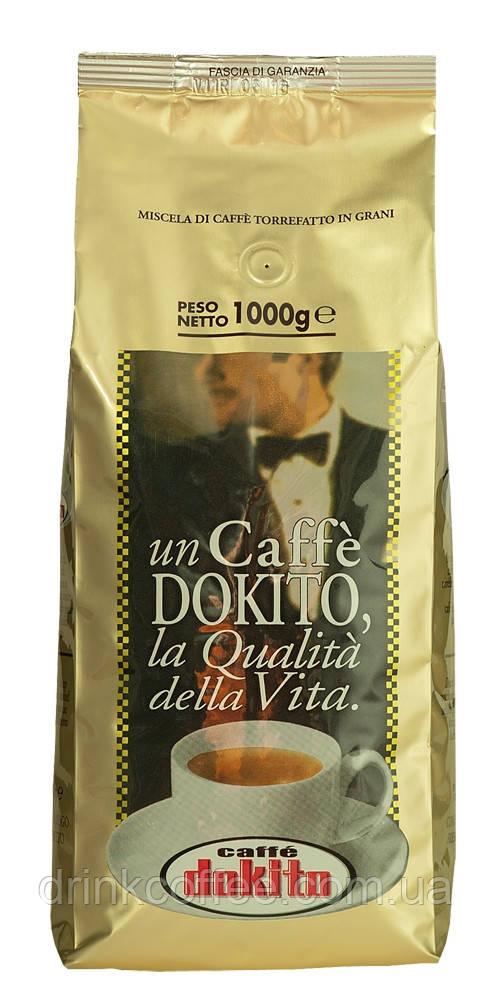Кофе Caffè Dokito Oro, зерно, Италия, 1 кг