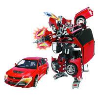 Робот-трансформер - MITSUBISHI LANCER EVOLUTION IX (1:12), 51010 r