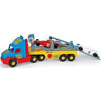 Тягач-эвакуатор для спортивных автомобилей серии Super Truck 36620 Wader