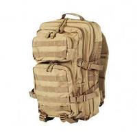 Рюкзак тактический Mil-Tec large койот
