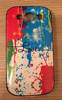 Чехол-бампер силиконовый для Samsung Galaxy S3 i9300