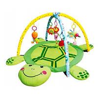 Коврик детский игровой 898-12 B подвески, погремушки