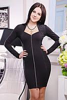 Элегантное черное платье  IR Жатка