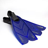 Ласты для дайвинга рейтинг Oceanic Vortex V-6 Blue