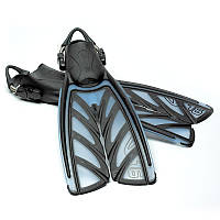 Ласты для дайвинга рейтинг Oceanic Vortex V-6 IceBlue