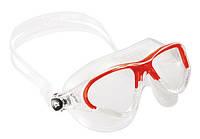 Очки для бассейна Cressi Sub Cobra красные