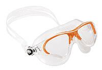 Очки для плавания Cressi Sub Cobra оранжевые