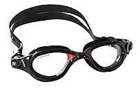 Окуляри для плавання в басейні Cressi Sub Flash червоно-чорні