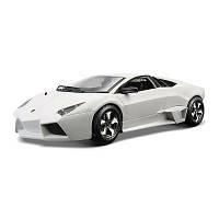 Автомодель Bburago - LAMBORGHINI REVENTON (ассорти матовый белый, серый металлик 1:24)