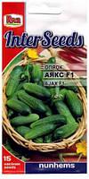 Семена Огурец Аякс F1, 15 семян Nunhems
