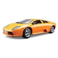 Авто-конструктор Bburago - LAMBORGHINI GALLARDO SUPERLEGERRA 2007 (оранжевый металлик, 1:24)