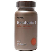 Melatonin 3 GNC, 120 таблеток