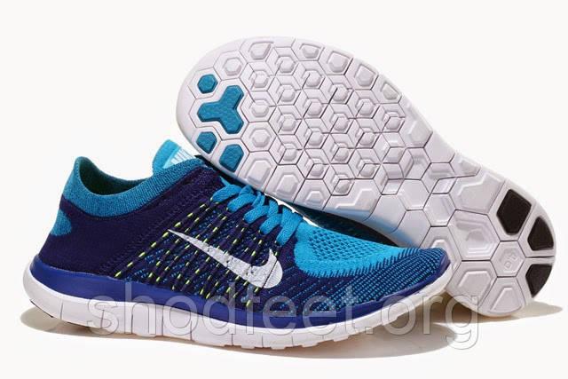 Мужские кроссовки Nike Free 4.0 Flyknit Neo Turquoise