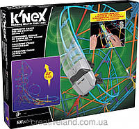 Американские горки (K'NEX Crossfire Chaos Roller Coaster Building Set Amazon Exclusive Набор K'NEX)