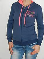 Толстовки женские тонкие с капюшоном 4 цвета Arnissa 1013 Турция  рр. 44-48