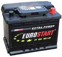 Аккумулятор EuroStart 6CT-60  - 0 ah