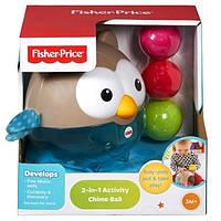 Развивающая игрушка сортер Fisher-Price Сова с шариками