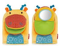 Интерактивная игрушка на руку Skip hop (Жираф) «3 в 1»: