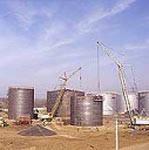 Резервуарное оборудование для нефтебаз и резервуарных парков Резервуарное оборудование. Поставка. Монтаж   РЕЗ