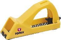 Режущий нож для обдирочного рубанка 11A406, 140 мм, Topex, 11A406