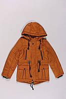 Пальто подростковое для мальчиков (128-152), фото 1
