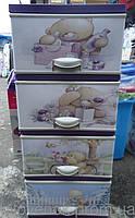 "Комод  ""Элиф"" Teddy bear. Производство Турция."