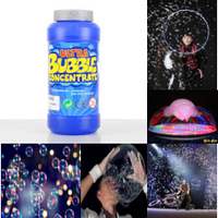 Концентрат для производства трюковой жидкости EUROecolite HAND BUBBLE MAGIC MIX1:20  250gr