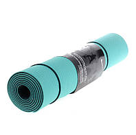 КОВРИК ДЛЯ ЙОГИ FUNDAMENTAL YOGA MAT (3MM)ATOMIC TEAL/DARK ATOMIC TEAL N.YE.02.339.OS-