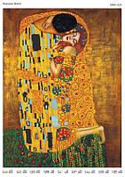 Схема для вышивки бисером Поцелуй (Климт)