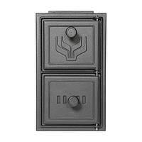 Дверца печи Puulämpö 0310