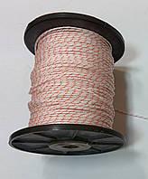 Линь для подводной охоты Pelengas 1.5 мм нейлон розовый