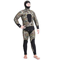 Камуфляжные гидрокостюмы для охоты Marlin Skilur Green 3 мм